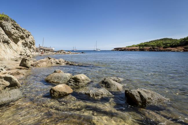 Playas de Ibiza Es Pou des Lleó