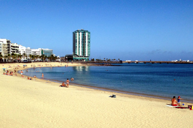 Playa del Reducto 3-Playas de Lanzarote-Playea