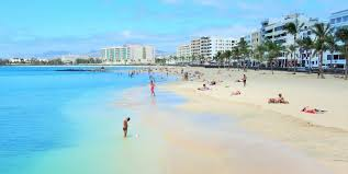 Playa del Reducto-Playas de Lanzarote-Playea