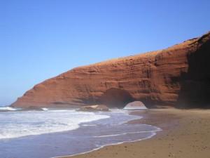 Playa de Legzira 3