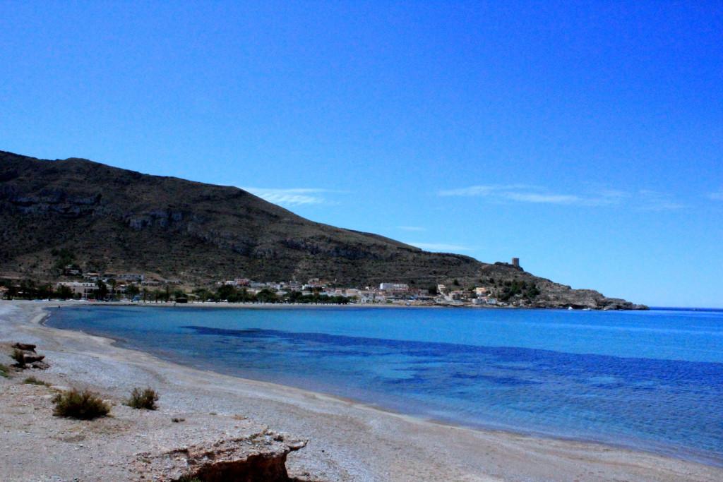 La Azohía es una de las playas de Murcia