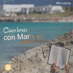 Libro-playa-Cinco-horas-con-mar-y-yo
