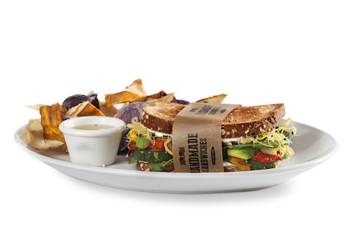 sandwiches California VIPS
