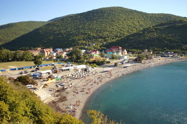 Durso 1_Playas de Crimea_Playas de Rusia_Playea