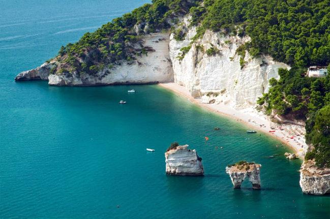 Mattinata02_Playas de Apulia_Playas de Italia_Playea