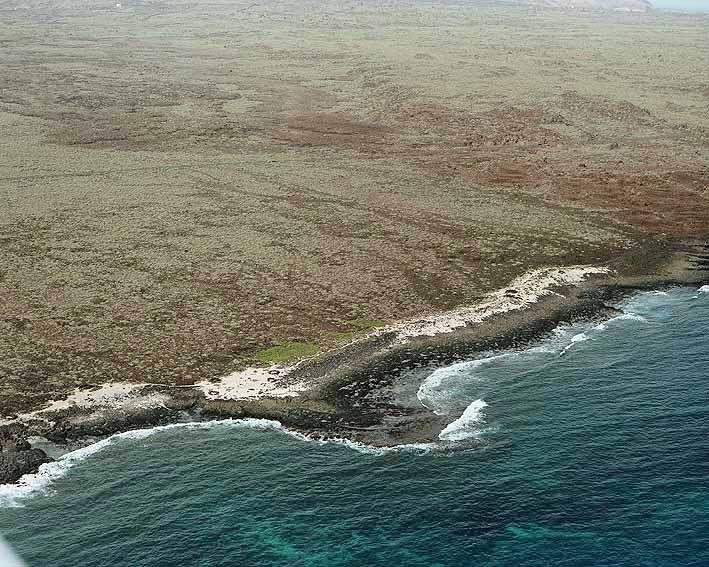 Las mejores playas de Lanzarote, imagen de la playa de Los Bonacibles / Jameos Del Agua