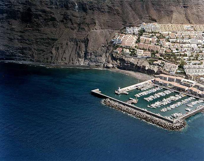 Las mejores playas de Tenerife, imagen de la playa de Los Guios / Argel