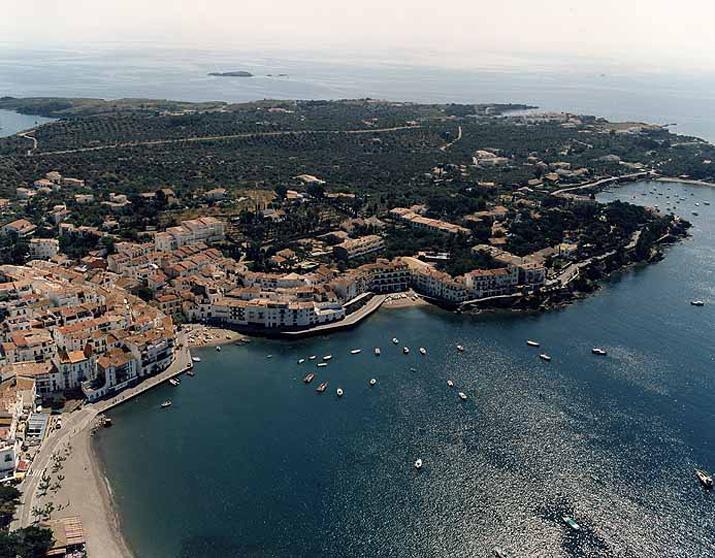 Las mejores playas de Girona, imagen de la playa de Es Poal