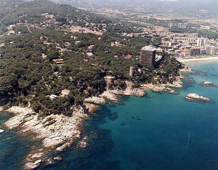 Las mejores playas de Girona, imagen de la playa de Racó Dels Hornes