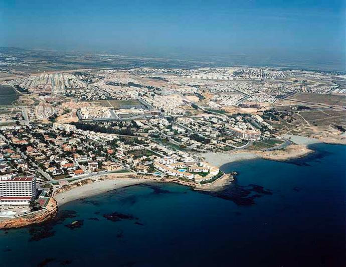 Las mejores playas de Alicante, imagen de la playa de Cala Cerrada / La Zenia