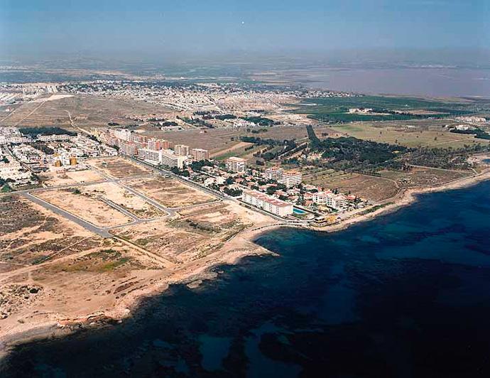 Las mejores playas de Alicante, imagen de la playa de Cala Piteras