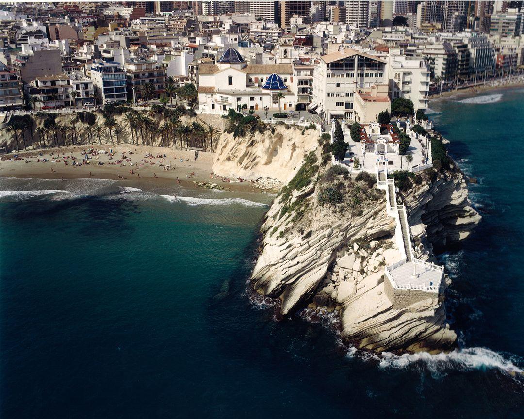 Las mejores playas de Alicante, imagen de la playa de Mal Pas