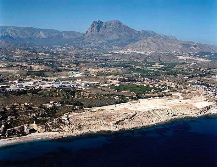 Las mejores playas de Alicante, imagen de la playa de El Tío Roig