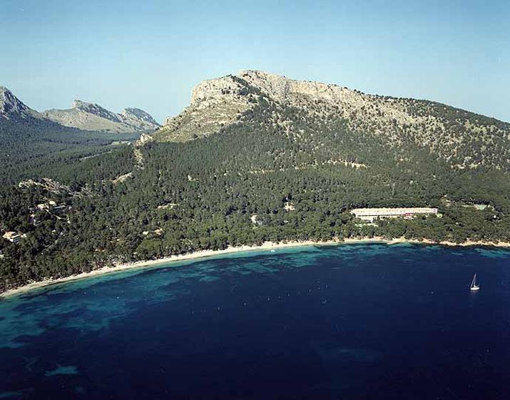 Las mejores playas de Mallorca, imagen de la playa de Formentor