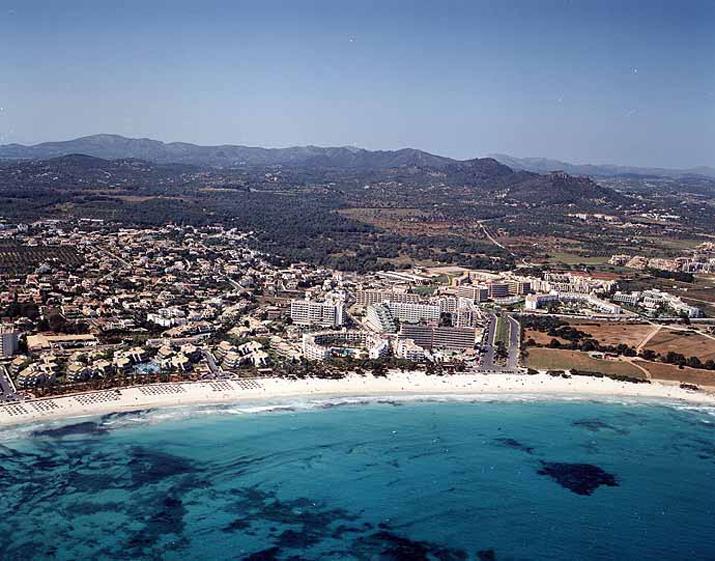 Las mejores playas de Mallorca, imagen de la playa de Sa Coma