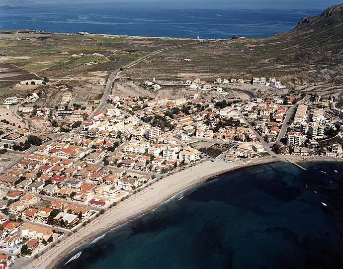 Playas de guilas for Oficina de turismo aguilas