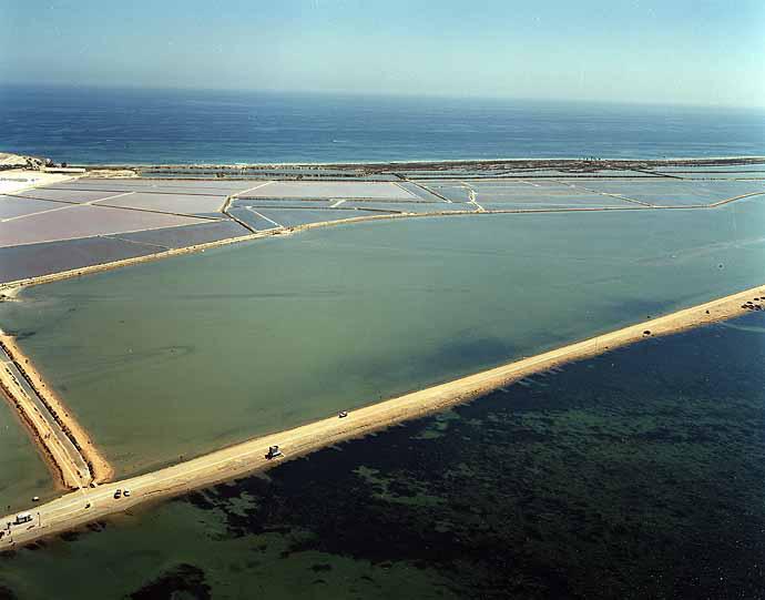 Las mejores playas de Murcia, imagen de la playa de La Mota / Los Molinos