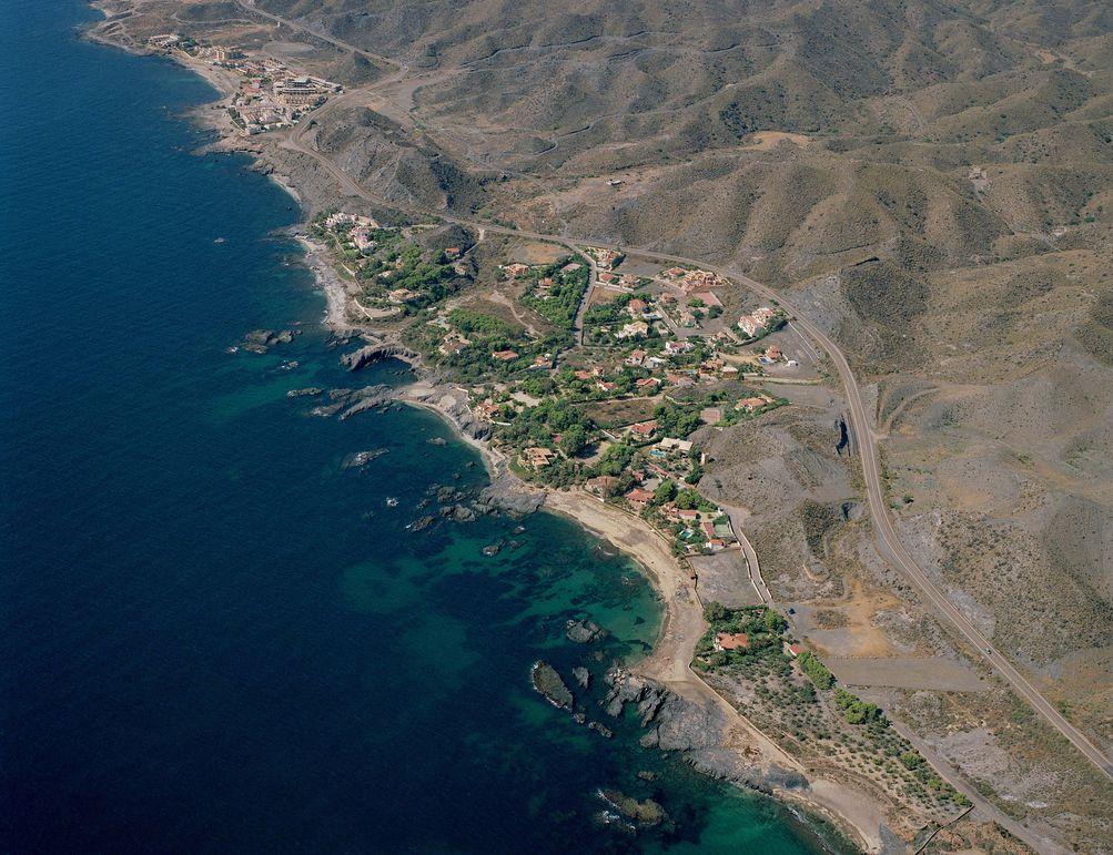 Las mejores playas de Almería, imagen de la playa de Cabezo Negro