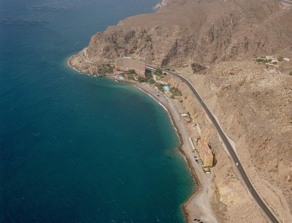 Las mejores playas de Almería, imagen de la playa de El Palmer / La Parra