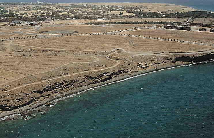 Las mejores playas de Gran Canaria, imagen de la playa de Las Mujeres